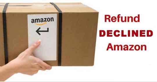 Amazon Refund Denied